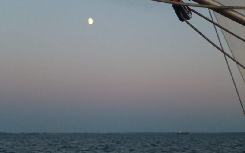 12 månen er stået op
