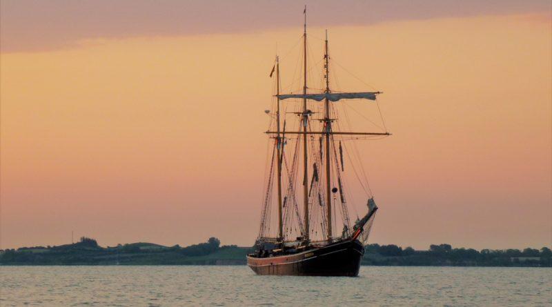Er der mon pirater ombord?